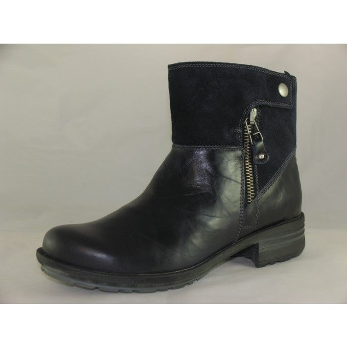 Josef Seibel Sandra 24 Ocean blue Womens boot