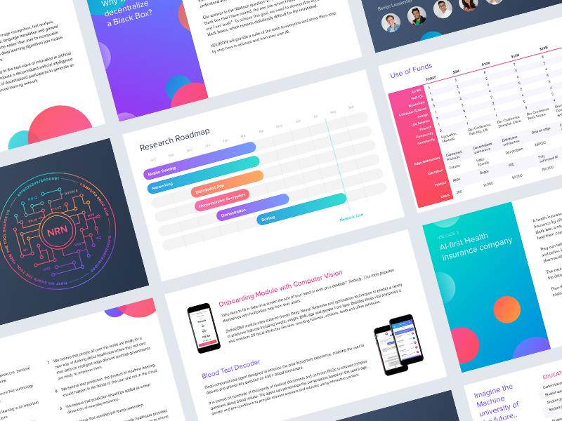 pitch deck slides by norde dribbble decklayouts new deck plans