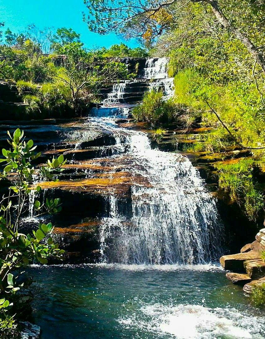 Cachoeira da Serrinha - Carrancas/MG