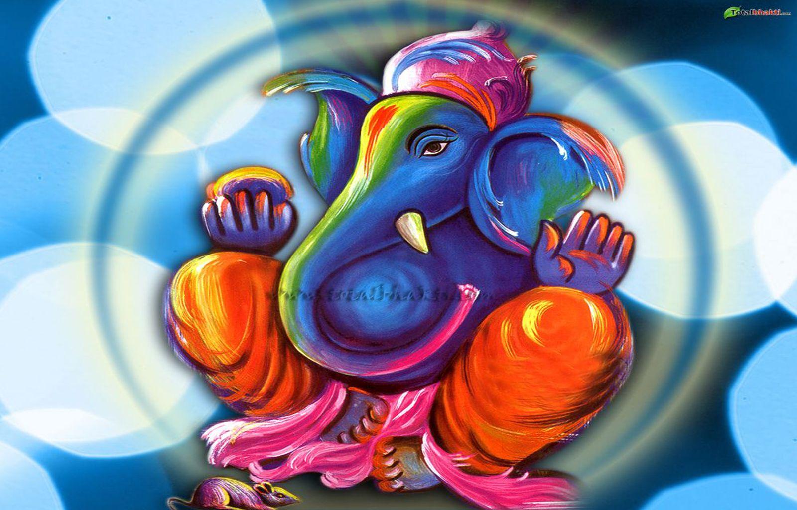 Wallpaper download ganesh - Ganesha