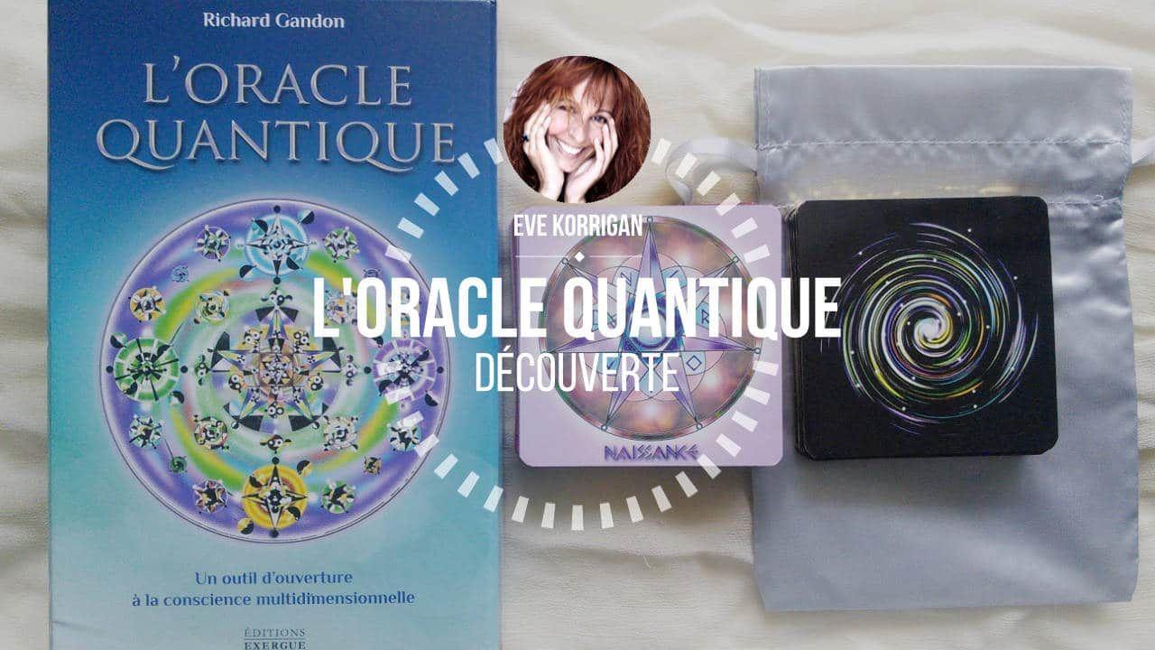 Review L Oracle Quantique De Richard Gandon Tarot Tarot Carte Tarot Divinatoire