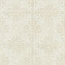 Embossed Textured Cream Taupe Faux Ceiling Tile Heavy Duty