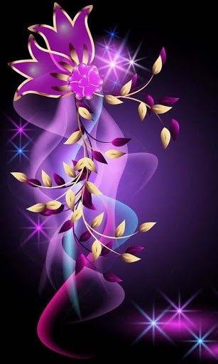 Flower 3d Live Wallpaper