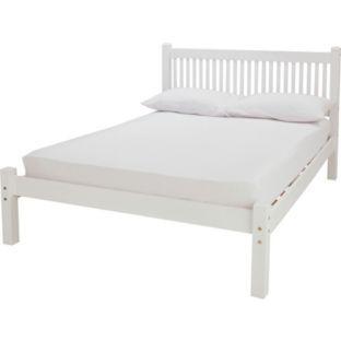Best Buy Avebury Small Double Bed Frame Whitewash At Argos Co 640 x 480