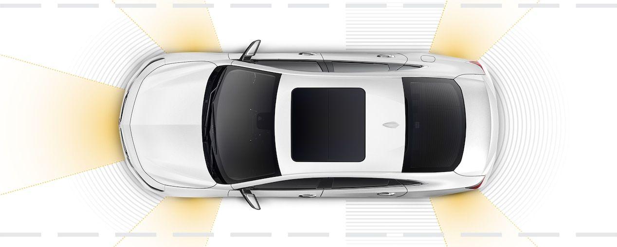 2018 Chevrolet Malibu Mid Size Car Safety advanced safety