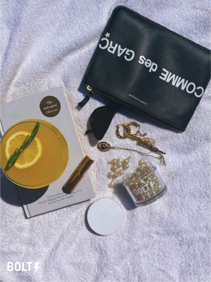Bolt Beauty What Beauty Products To Carry In Your Clutch Bag In 2020 Beauty And The Best Skin Care Travel Skincare