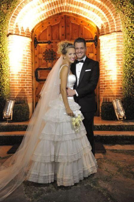 Boda Luisana Lopilato Y Buble Celebrity Weddings