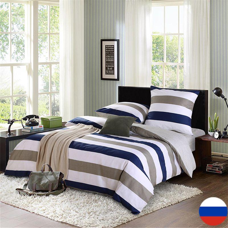 2017 nouveau ensemble de literie de coton couverture drap de lit housse de couette ensembles. Black Bedroom Furniture Sets. Home Design Ideas