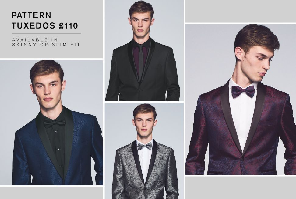 Mens Smart Suits | Formal Prom Suits & Occasion Jackets | Next UK ...
