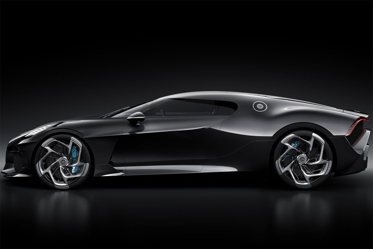 Bugatti Debuts The Most Expensive New Car Of All Time Most Expensive Car Expensive Cars Bugatti Cars