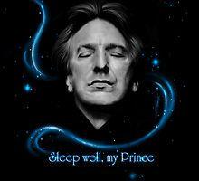 Sleep well my Prince by Clarice82