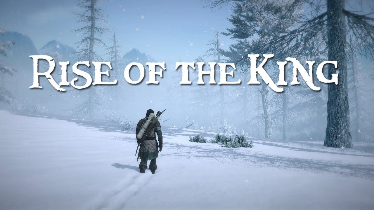 Rise of the King A 3rd person action adventure game with