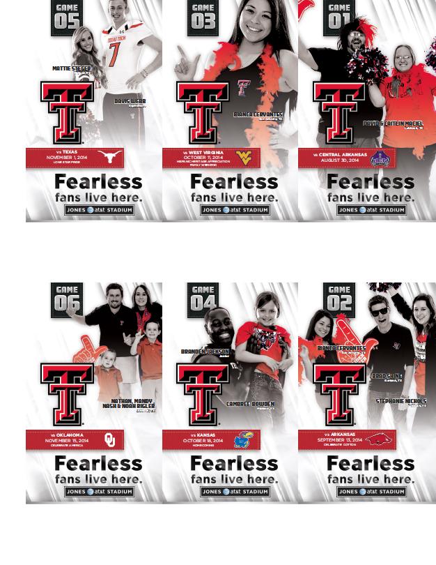 Texas Tech Football Tickets (2014) Texas tech football