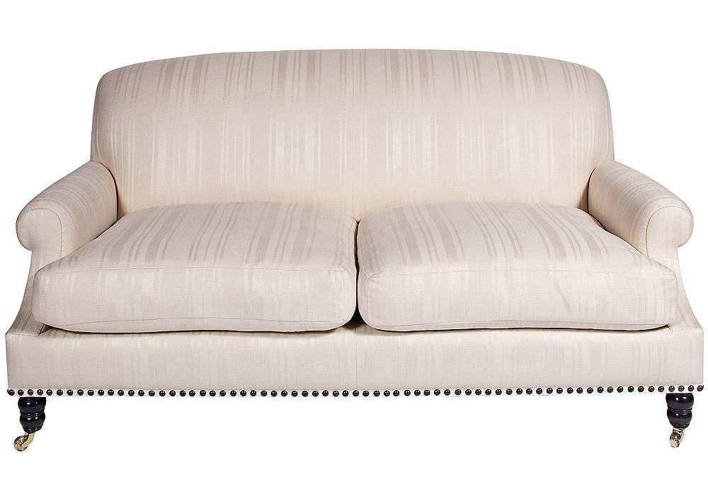 Ivory Small Sofa