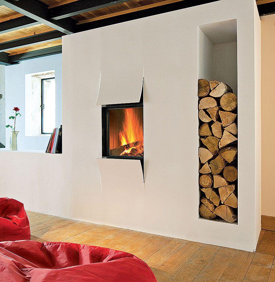chemin e ou poele bois que choisir. Black Bedroom Furniture Sets. Home Design Ideas