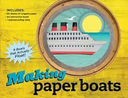 just bought it, looks fun. comes with a wax crayon for floating the boats.