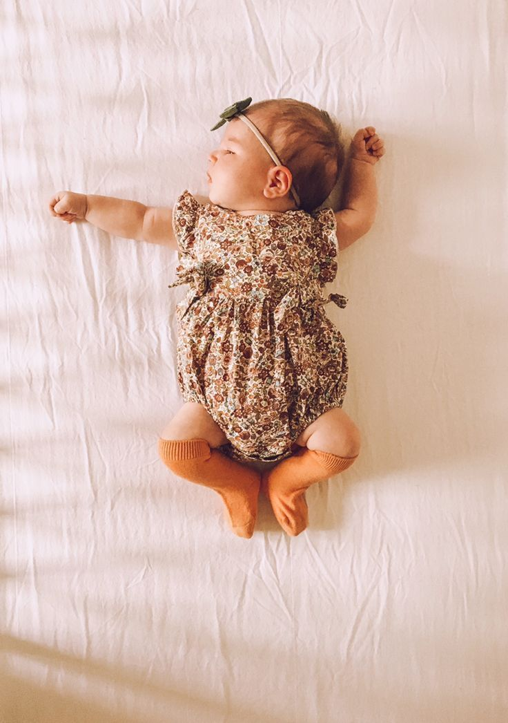 1 Month Cute Baby Girl Fashion Clothes