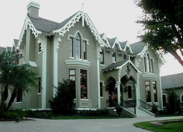 New Gothic Revival Historic House Colors Gothic Architecture Features Gothic Revival Architecture Historic Homes