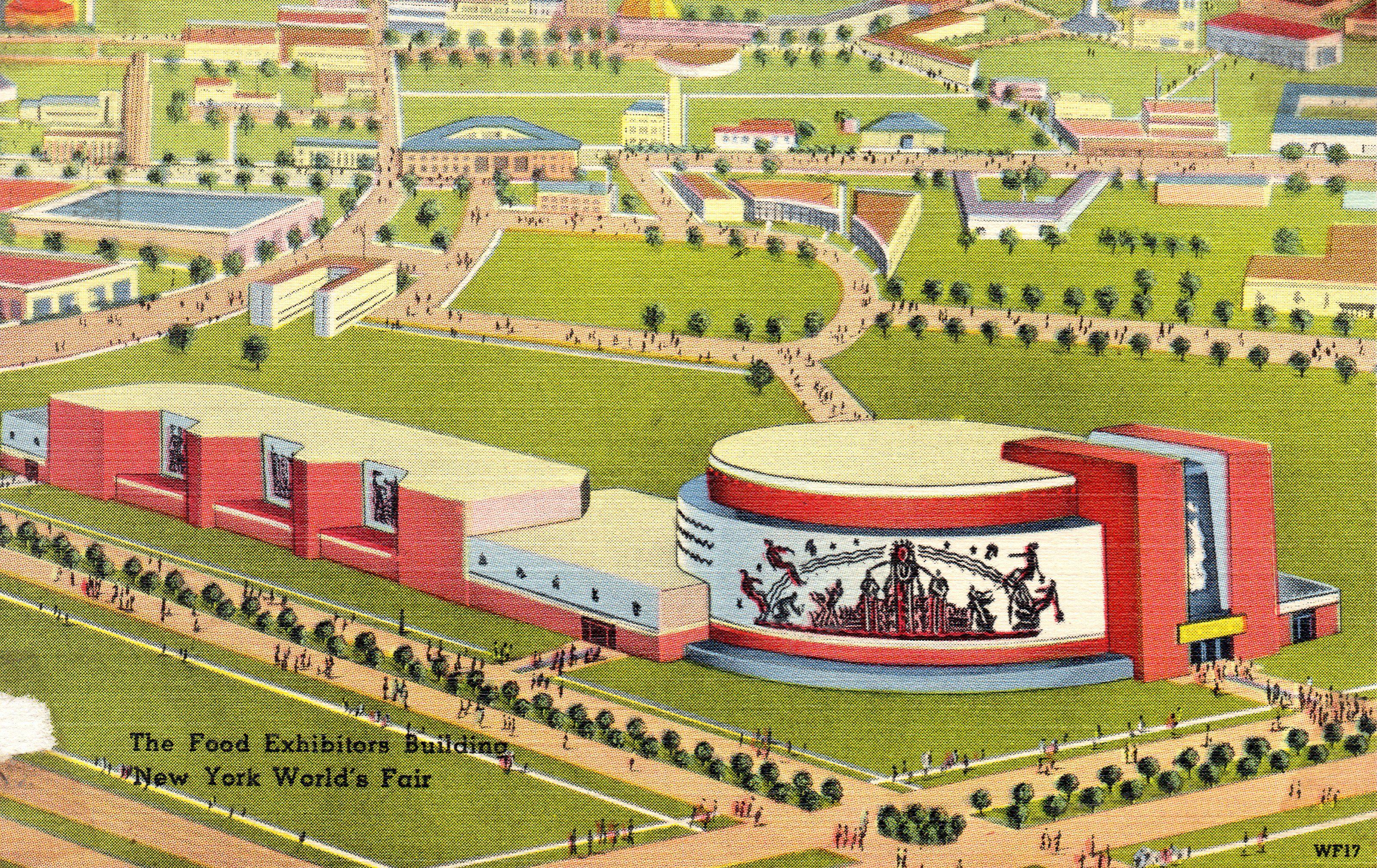 Pin on 1939 World's Fair NYC