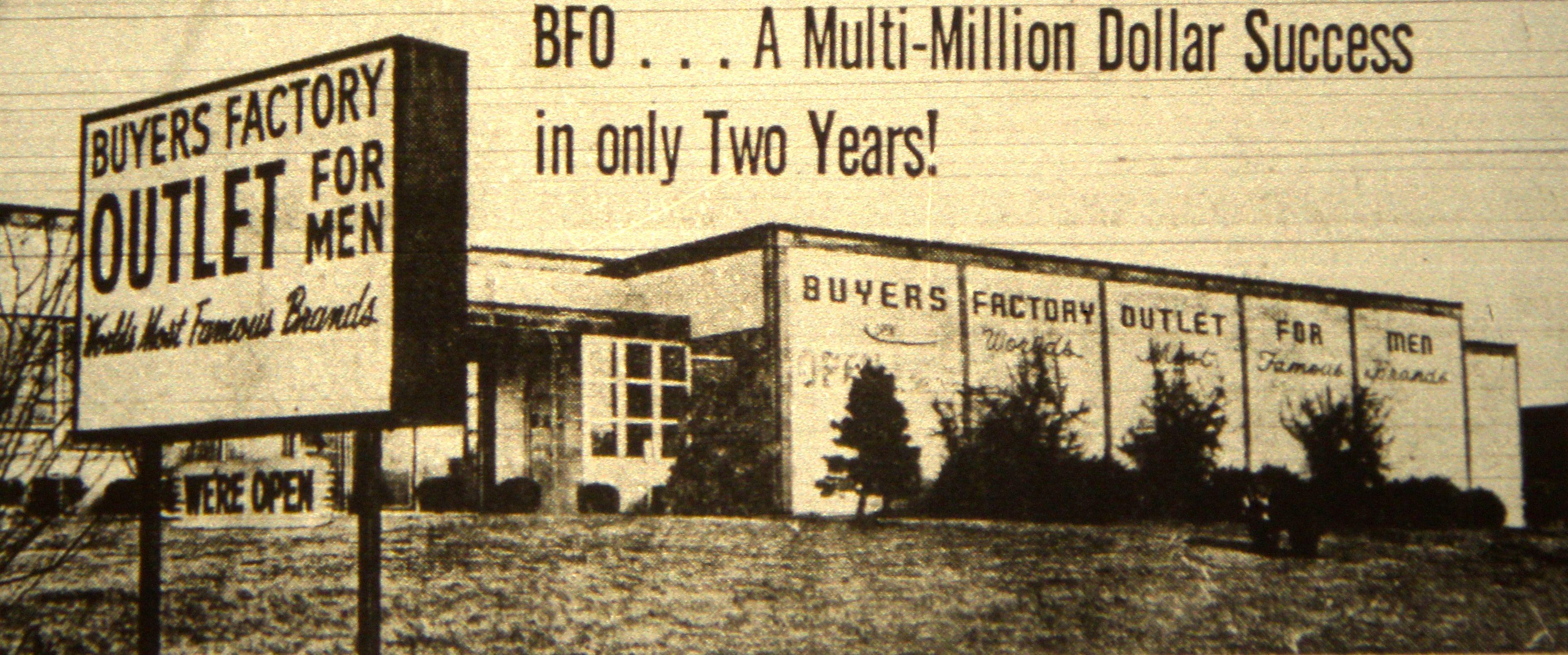 Buyer S Factory Outlet In Clifton Nj 1970 S Clifton Garden