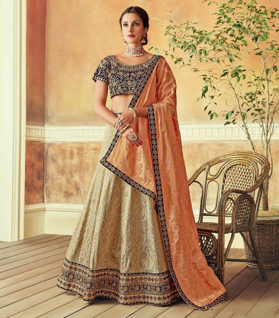 Wedding Lehenga Choli Indian Bollywood Embroidered Traditional Lehnga Dress Other Women's Clothing