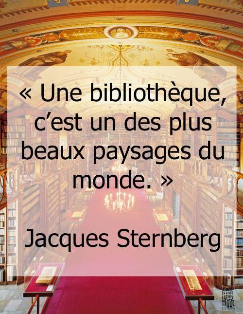 Citations Sur La Lecture Et Les Livres : citations, lecture, livres, Jacques, Sternberg, (avec, Images), Citation, Lecture,, Citations, Littéraires,, Livre