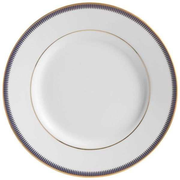 Waterford Lismore Diamond Lapis Bread & Butter Plate (1,320 INR) ❤ liked on Polyvore featuring home, kitchen & dining, dinnerware, lapis blue, blue dinnerware, colored dinnerware, waterford, crystal dinnerware and waterford dinnerware