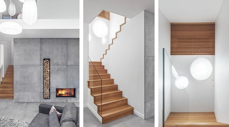 projekty | dom prywatny | mesmetric concept store