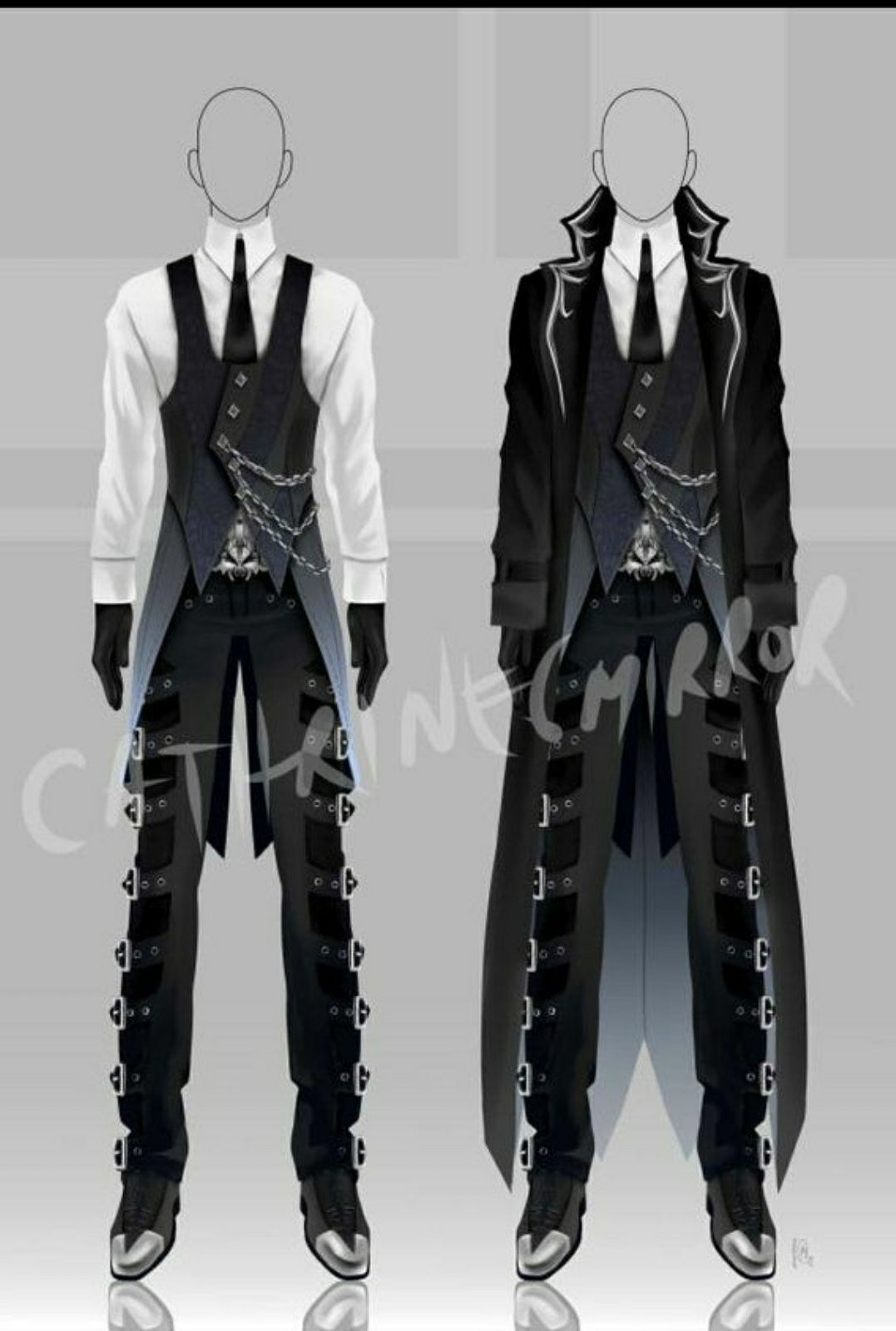 Pin By Spencer On Anime Outfits In 2020 Clothes Design Anime Outfits Art Clothes