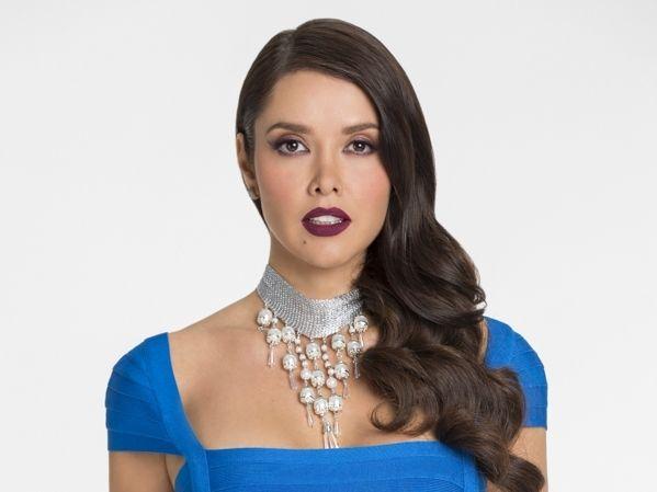 """Marlene Favela habló en exclusiva con Mara Patricia Castañeda del reto que ha implicado ser Nina en """"Pasión y Poder""""."""