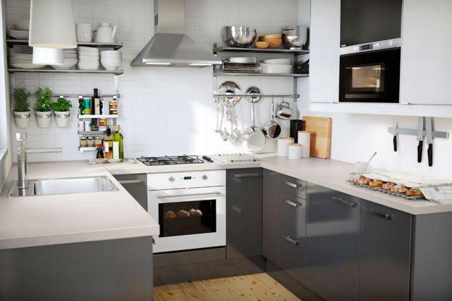 Ikea Kitchen Gray over 1000 idéer om ikea kitchen inspiration på pinterest | ikea