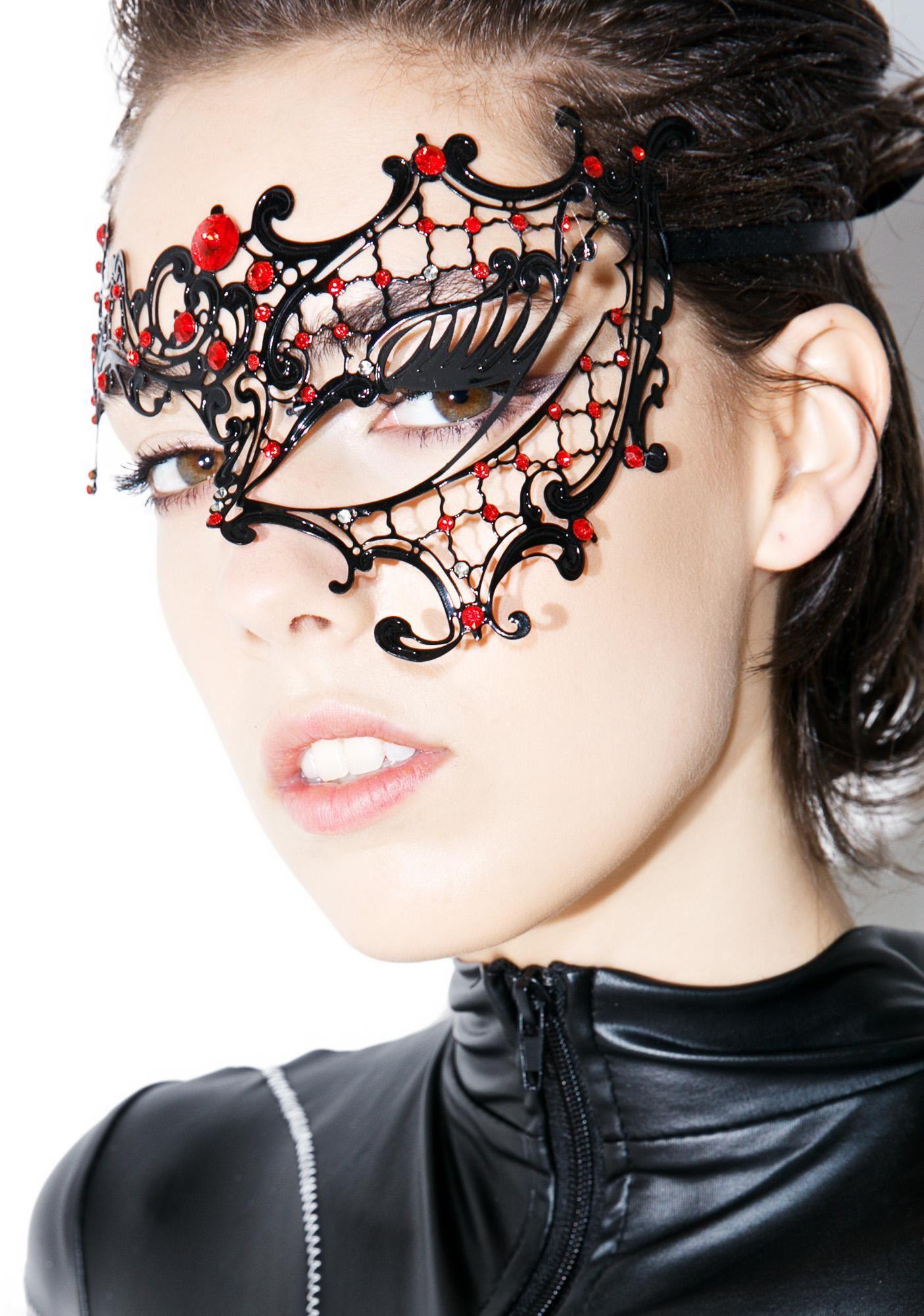Ruby Masquerade Mask Pink halloween costumes, Masquerade