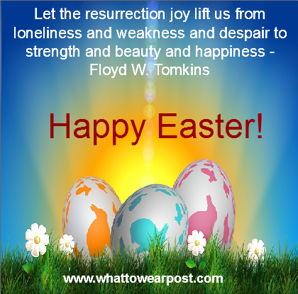 Easter Quotes 5 Quotes To Celebrate Easter Season Happy Easter