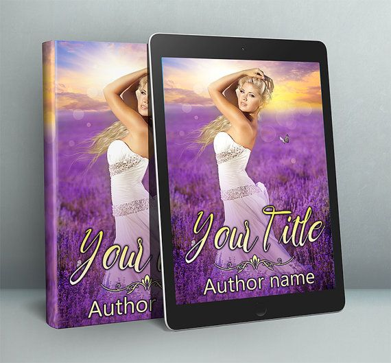 Premade Book Cover Fantasy Cover E Book By