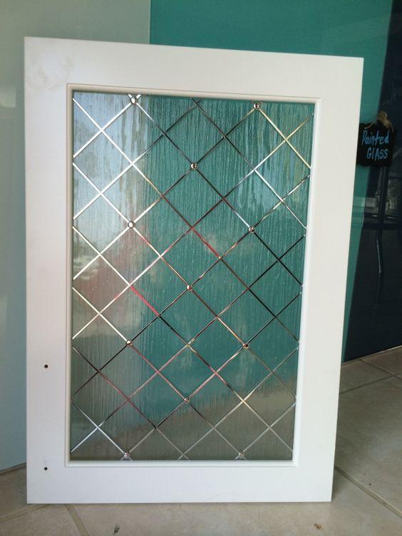 Decorative Cabinet Glass Inserts - The Glass Shoppe ...