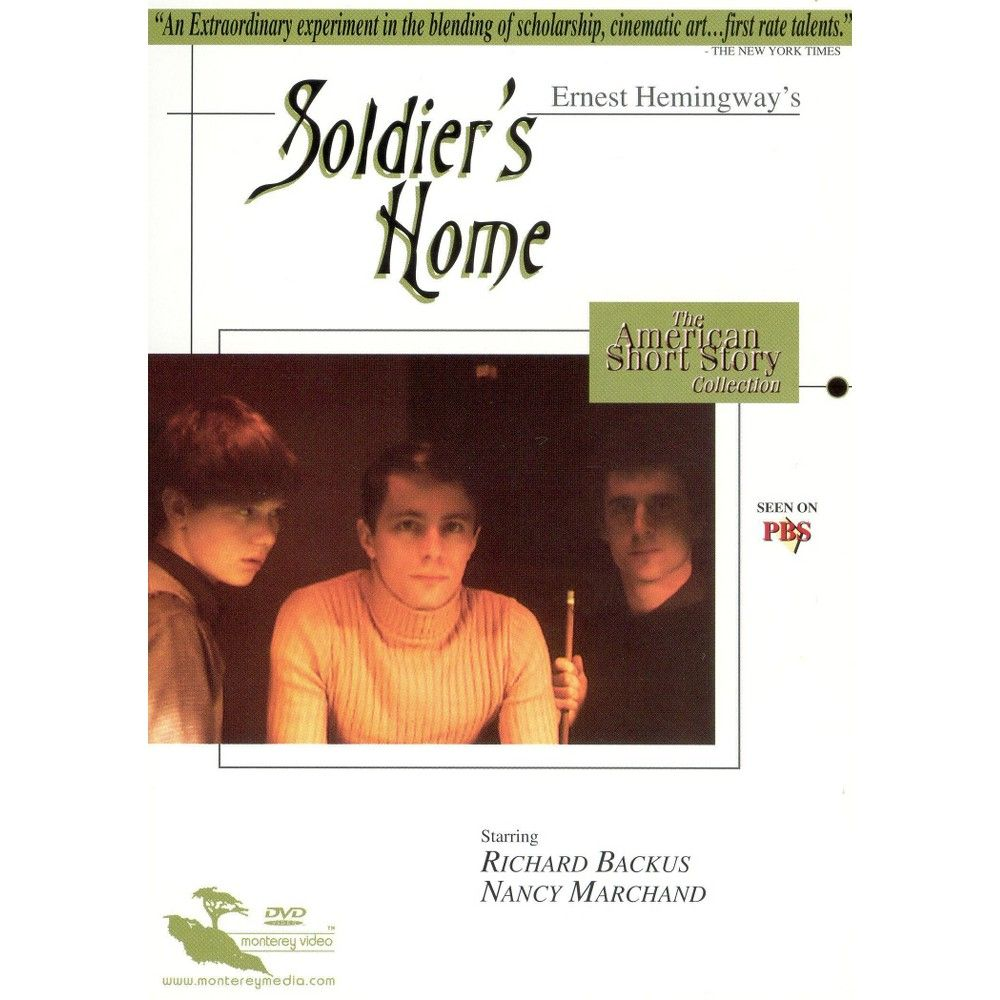American Short Story Collection: Soldier's Home (dvd_video)