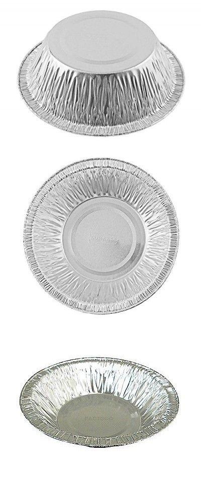 Durable Packaging 10 Pack 4-3/8\  Aluminum Foil Tart Pan - Disposable  sc 1 st  Pinterest & Durable Packaging 10 Pack 4-3/8\