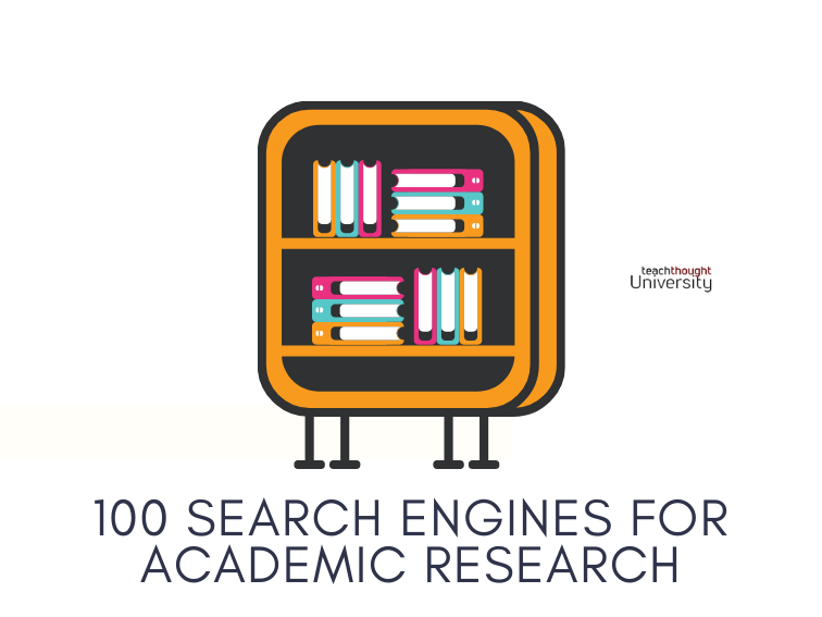 100 Search Engines For Academic Research Learning Academic Research Academics Social Science Research