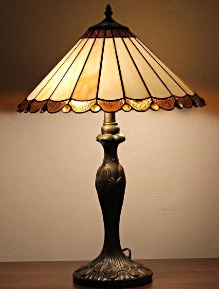 Leonora 16inch Tiffany Table Lamp Tiffany Lamp Pinterest Table