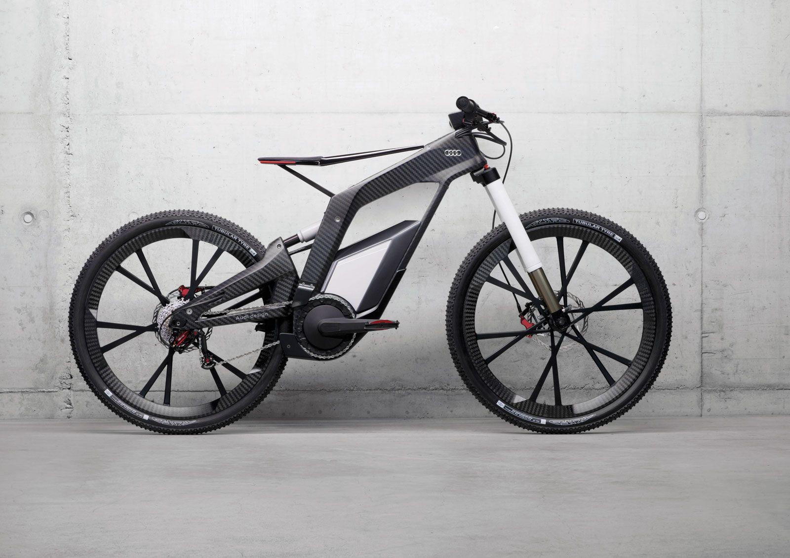 Audi E Bike Wörthersee Zero Emission Superbike