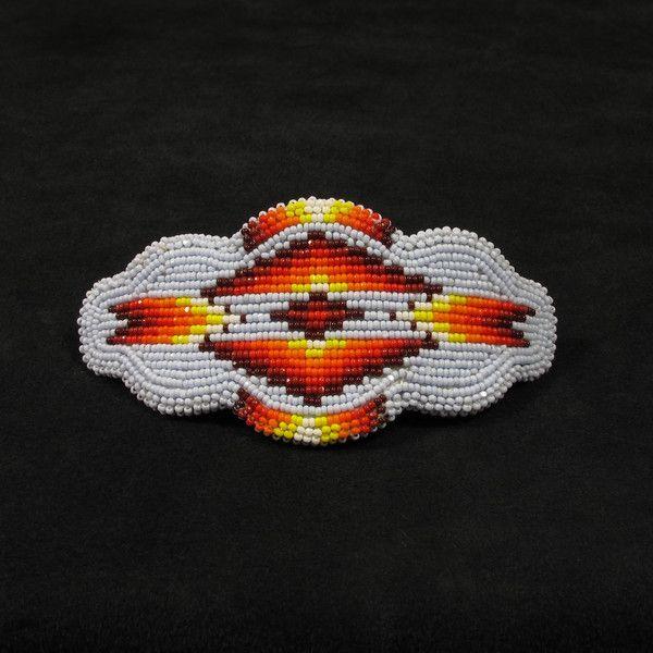 Native American Hand Made Native American Beading