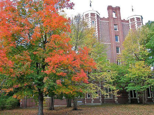 Wellesley College   Wellesley college. College campus. School architecture