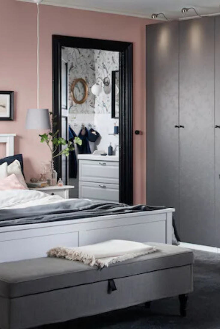 11 IKEA Bedroom Ideas Perfect for Small Spaces di 2020