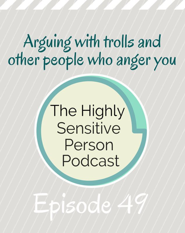 Highly sensitive person anger