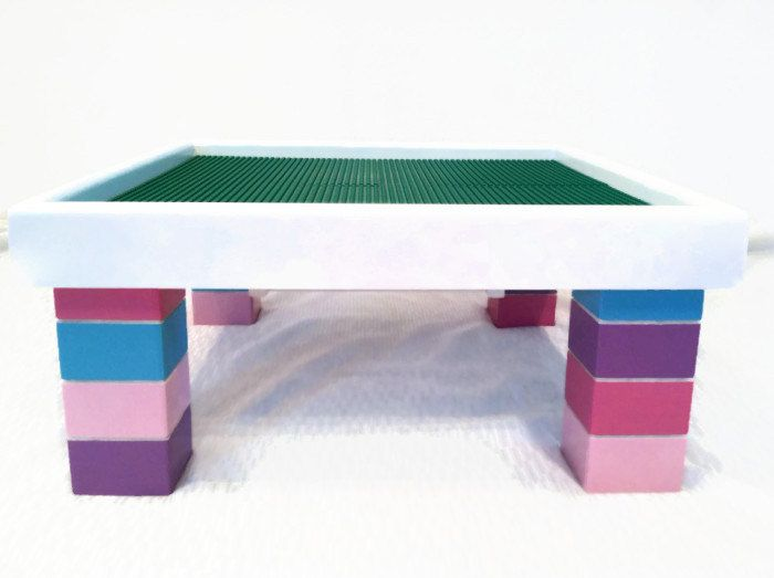 LEGO Kids Activity Table by WooderfulCreations on Etsy https://www ...