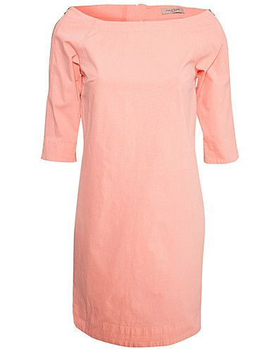 Doral Poplin Dress - Hunkydory - Coral - Dresses - Clothing - NELLY.COM UK