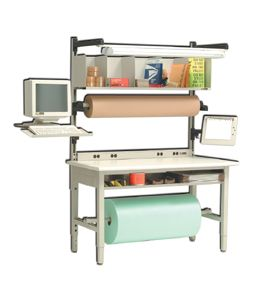 Want A Packing Bench With Your Main Accessories Work