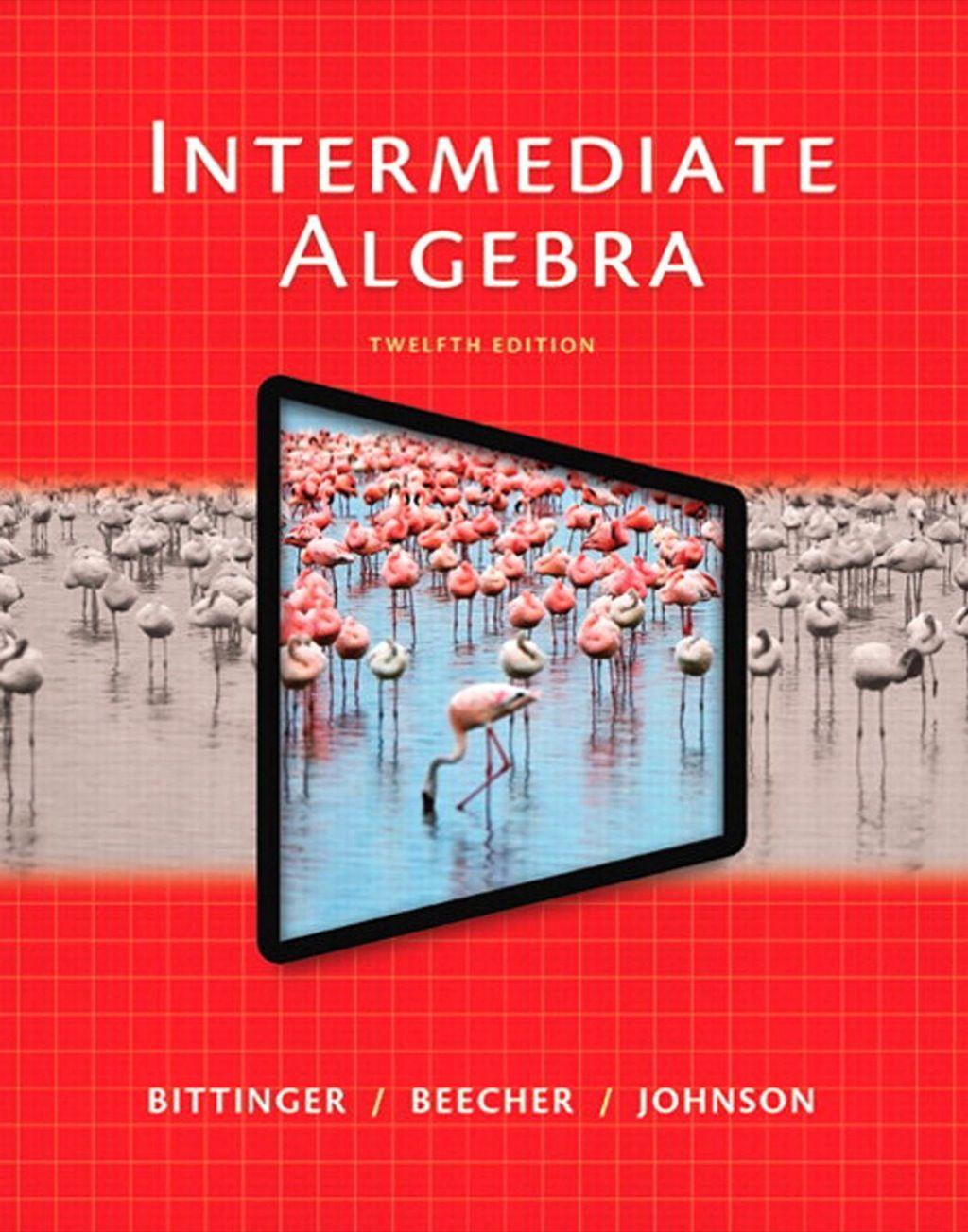 Intermediate Algebra Ebook Rental In