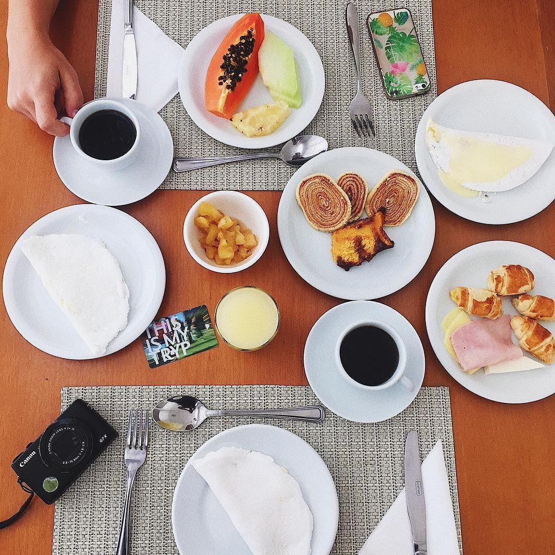 Café Da Manhã Delícia At Tryppernambuco Bom Dia Pernambuco