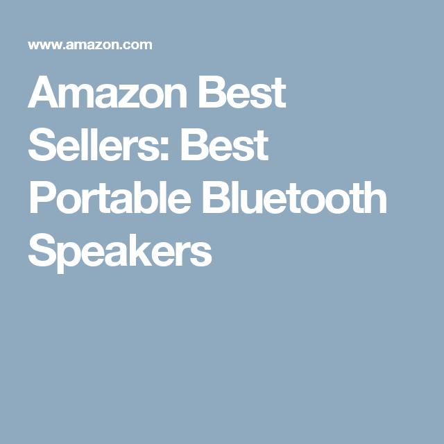 Amazon Best Sellers: Best Portable Bluetooth Speakers